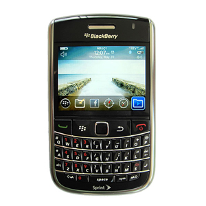 Blackberry Bold 9650 Repair Service