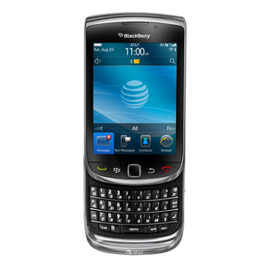 Blackberry Torch 9800 Repair Service