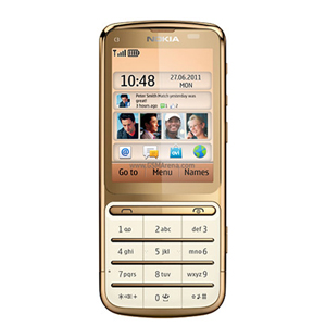 Nokia Nokia C3-01 Gold Edition Repair Service